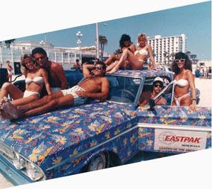 Eastpak Sırt Cantaları Hakkında 1985