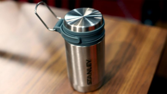 Mountain Trail Vacuum Mug - Termos Mug